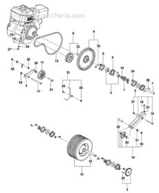 bluebird aerator parts bluebird aerator 424 ereplacementparts