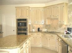 pickled oak cabinets images pickled oak cabinets with granite tops undermount stainless sink and stainless and black