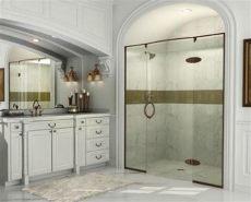 roda shower door parts shower doors a surprising modern update for your bathroom