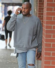 ask allen where can i find the haider ackermann sweaters kanye west has been wearing regularly - Kanye West Haider Ackermann Sweater