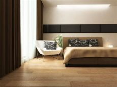 recamaras modernas con pisos de madera madera cer 225 mica en rec 225 mara de la l 237 nea madeira color de interceramic pisos