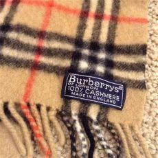vintage burberry scarf label burberry accessories classic vintage scarf poshmark