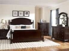 imagenes de recamaras elegantes de madera inglewood bedroom 1402 in cherry by homelegance w options