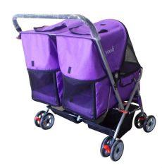 carreolas para perros usadas carreola doble mascota carriola perro gato paseo carrito 6 999 00 en mercado libre