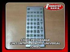como programar un control universal para tv lg c 211 mo programar un remoto universal jumbo remotos bahia