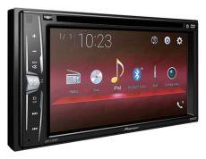 estereos de carro en venta auto estereo pioneer bluetooth pantalla avh a205bt 2018 msi 4 199 00 en mercado libre