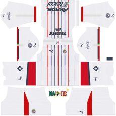 dls chivas kit 2019 chivas 2019 league soccer 2018 dls kits nachos mx official dls