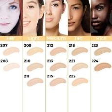 dermacol foundation shades for asian skin dermacol shade chart in 2019 concealer dermacol make up cover waterproof makeup