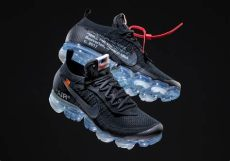 white x nike vapormax black release info sneakernews - Nike Off White Vapormax Black Price