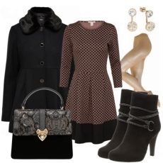 abend eveninglook bei frauenoutfits de frauenoutfits frauen - Abend Outfit Winter