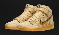 nike sb dunk high premium hemp waffle nike sb dunk high premium hemp waffle sneaker bar detroit