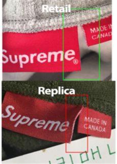 hoodie supreme original vs fake supreme box logo hoodie legit check guide