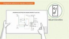 diagrama instalacion minisplit interpretaci 243 n diagrama el 233 ctrico aire acondicionado