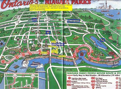 map niagara falls ontario fashion dresses