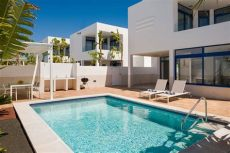 lanzarote villa with pool in playa blanca villas de la marina - Playa Blanca Villas With Pool