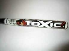2010 worth titan softball bat niw 2010 worth toxic titan 98 slowpitch softball bat 34 27 ebay