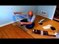 installing trafficmaster resilient vinyl flooring - Trafficmaster Laminate Flooring Installation Instructions
