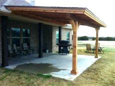how to build a porch attached to a house covered patios attached to house build a patio cover pros cons design ideas gardens pergola