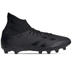 botas de futbol adidas predator negras botas adidas predator 20 3 mg negras futbolmania