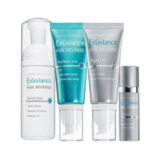 exuviance reviews age reverse exuviance age introductory collection skinstore