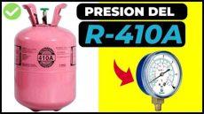 presiones de trabajo r134a refrigerante r410a presiones de trabajo lo que debes saber