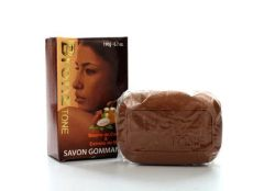 smooth as silk complexion toning soap review bronz tone exfoliating soap with cocoa butter honey 6 7 oz 190g bliss glitter