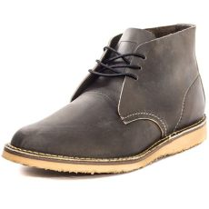 wing weekender chukka mens boots in charcoal - Red Wing Weekender Chukka Charcoal