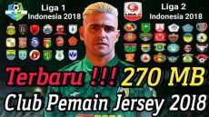 download kit dls gojek liga 1 fts 19 mod gojek liga 1 liga 2 indonesia v3 hd new update club kits