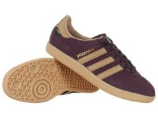 adidas stockholm shoes adidas originals stockholm tex unisex leather shoes low cut trainers ebay
