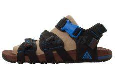nike air deschutz acg black blue 2013 mens outdoors sandals ebay - Nike Acg Sandals Uk