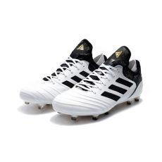 adidas botines 2018 blancos 2018 botas de f 250 tbol adidas copa 18 1 fg blanco negro dorado