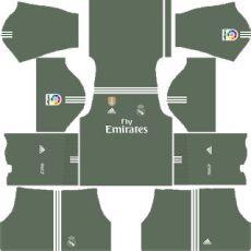 real madrid goalkeeper kit dls real madrid goalkeeper grey home kit dls