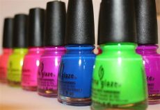 must have china glaze colors china glaze summer neon collection giveaway company
