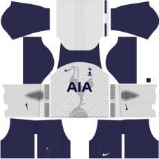 tottenham hotspur kits logo 2018 2019 league soccer dlscenter - Kit Tottenham 18 Dls