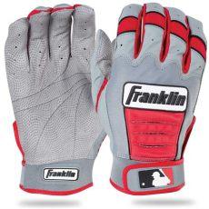 cfx pro batting gloves franklin sports mlb cfx pro batting glove pair grey deportes globalim