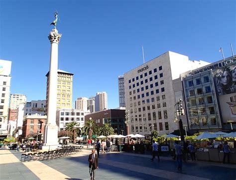 golden gate park union square big travel nut