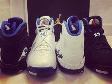 air jordan 8 ovo 8 calipari pack air 8 ovo calipari pack kentucky sneaker bar detroit
