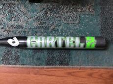 demarini cartel 2 d2e exclusive usssa slowpitch softball bat 34 26 oz ebay - Demarini Cartel 2