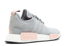 nmd vapour grey pink adidas nmd r1 w clear onix grey vapour pink white womens by3058 boostrunner