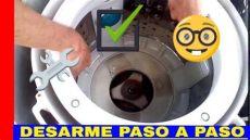como desarmar una lavadora lg o samsung digital pasos en el mantenimiento - Lavadora Lg O Samsung