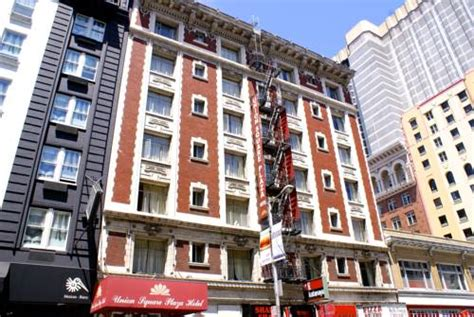 union square plaza hotel san francisco ca united