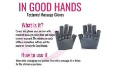 in good hands massage gloves in gloves by by in riverview fl alignable