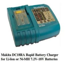 makita 18v charger manual makita dc18ra rapid battery charger for li ion or ni mh 7 2v 18v batteries box