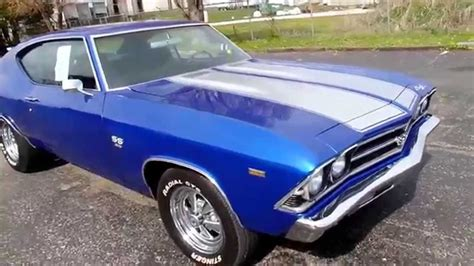 american muscle cars 1969 chevelle ss sale 4