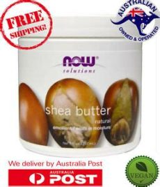 now solutions shea butter for face now foods solutions shea butter 207 ml vegan skin care ebay