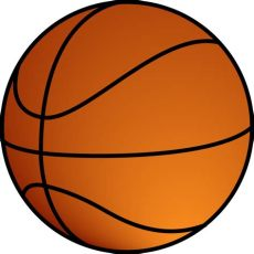 balon de basquetbol animado sport el basquetbol