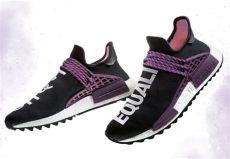 nmd x pharrell williams holi look at the pharrell williams x adidas originals nmd human race trail holi pack the