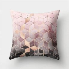 blush copper and grey cushion living room cushions geometric cushions cushions on sofa - Blush Grey Copper Cushions
