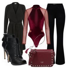 abendoutfit winter winter aboutred bei frauenoutfits ch abendoutfit modetrend2018 fashion