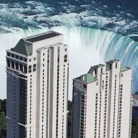 hilton niagara falls fallsview hotel suites canada hotel